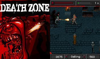 بازی موبایل death zone برای تمامی گوشی ها